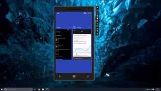 Quick Look At The Windows 10 Mobile Build 10240