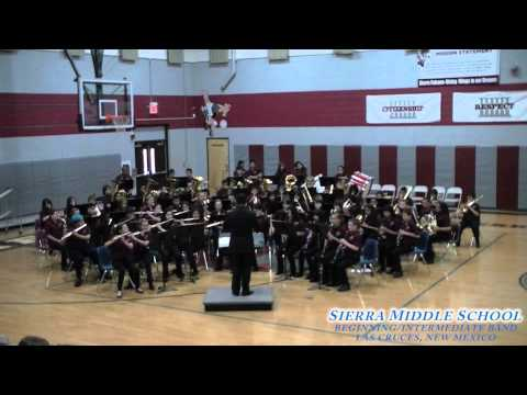 Sierra Middle School - Prelude and March