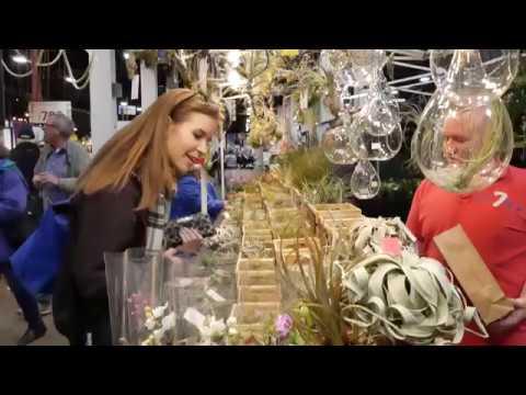 The boston flower garden show 2017 youtube for Craft fair boston 2017