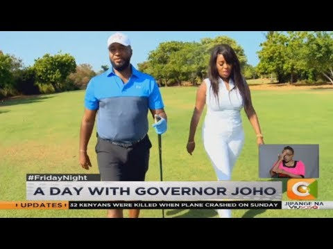 SUCCESS FACTOR |  A Day With Governor Hassan Joho
