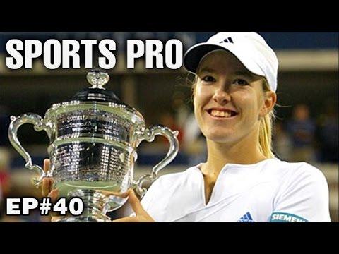Justine Henin | Professional Tennis Player | Sports Pro | Episode 40