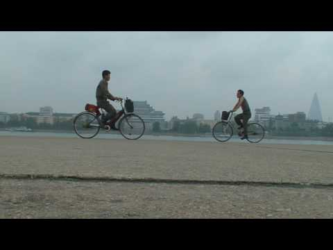 Juche tower - bicycle 5 HD