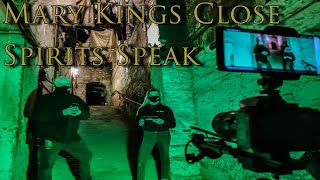 Mary Kings Close | DR60 EVP'S