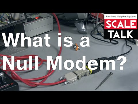 ScaleTalk: What Is A Null Modem?