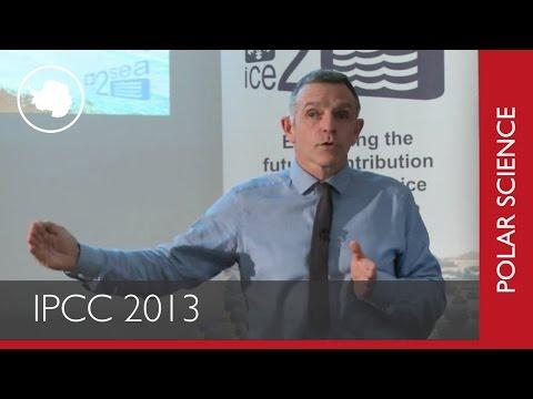 IPCC 2013: Prof. Vaughan