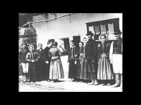 Zoltán Kocsis plays Béla Bartók Improvisations on Hungarian Peasant Songs