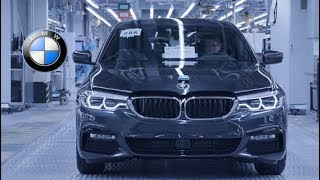2020 BMW 5 Series  - MANUFACTURE