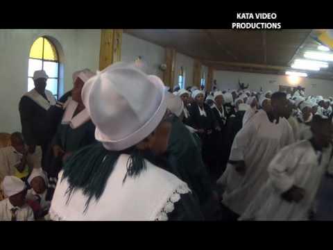 Bantu Congregational Church Of Zion in RSA Under Rt.Rev JJR Makasi