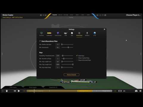 Gears Settings - Point Cloud