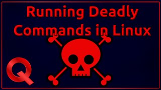 Trying out some Deadly Linux Commands part 1