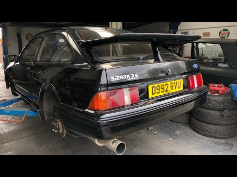 Ford Sierra RS Cosworth 3 Door What Is Next? Pt5