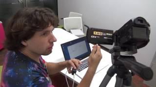 Как снимается видео для iXBT Live