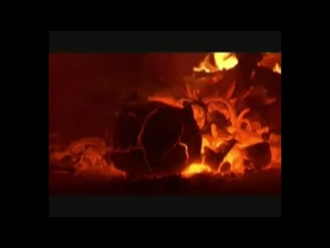 The process of a cremation and a crematorium WARNING!!! GRAPHIC