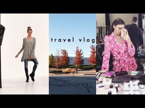 TRAVEL VLOG: Modeling in Milwaukee