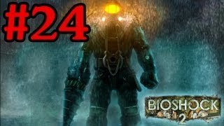 Bioshock 2 Big Brass Balls Walkthrough Part 24 Xbox360 1080p