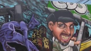 Los Angeles Graffiti - CBS Crew Show Recap