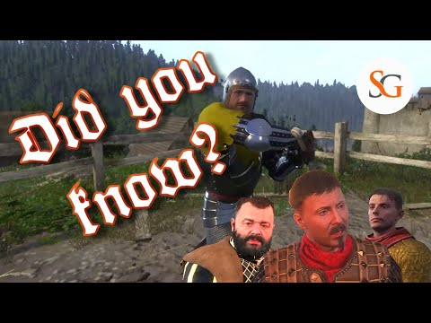 Henry Goes To Sir Radzig - Secrets, Hidden Options, And How To Roleplay | Did You Know?
