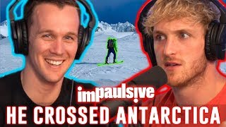 COLIN O'BRADY IS THE FIRST MAN TO WALK ACROSS ANTARCTICA BY HIMSELF - IMPAULSIVE EP. 69
