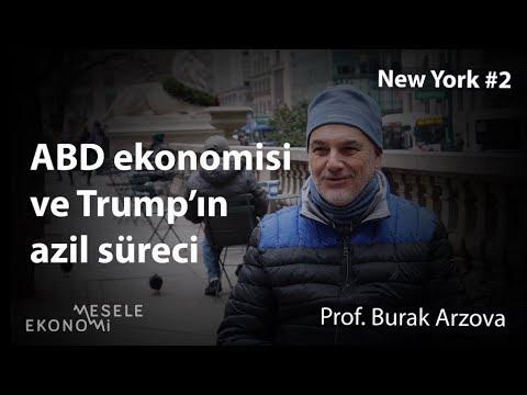 Trump'ın Azli, 2020 Başkanlık Seçimleri Ve ABD Ekonomisi