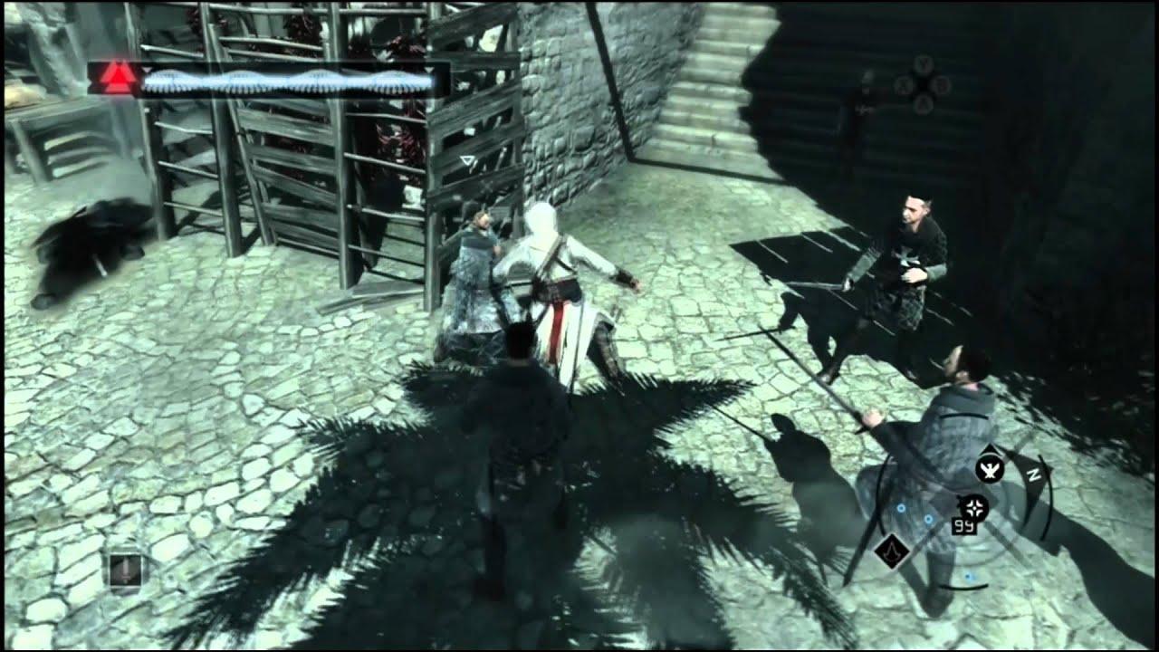 Assassin's Creed 1 - Memory Block 3 (Acre) - Walkthrough ...