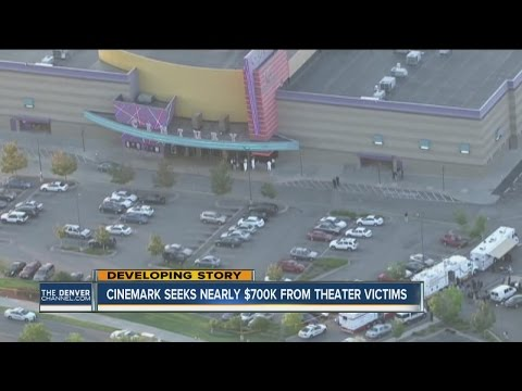 Cinemark Seeks Nearly $700,000 From Aurora Theater Shooting Families