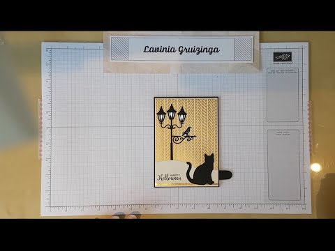 The Stampin' Magpie -  LED Light Up Card Tutorial