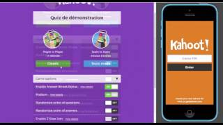 Comment créer un jeu questionnaire avec Kahoot 2017