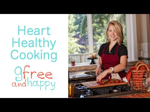 Heart Healthy Tips From Chef Kirsten Of Mesa De Vida (Ep. 12) #GFree