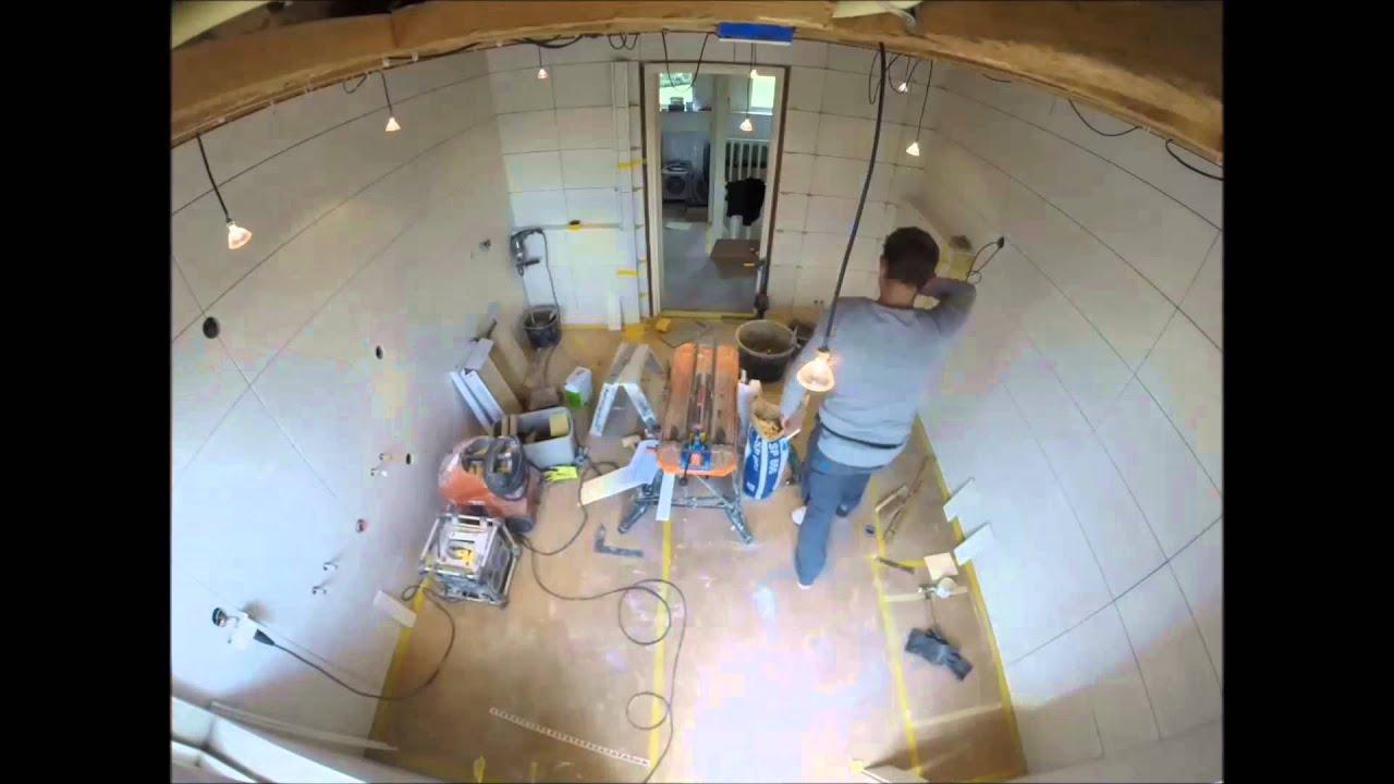 Baderie Badkamer renovatie Baderie Woerden - YouTube