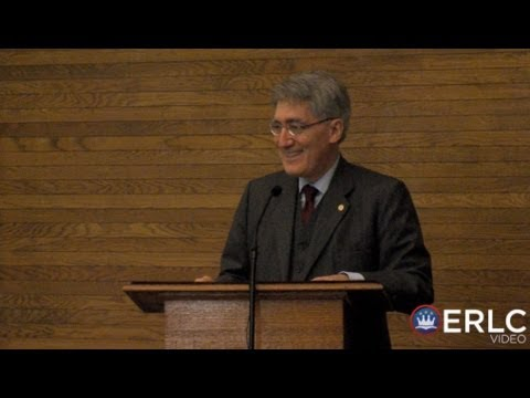 Robert P. George address at Russell D. Moore Inauguration