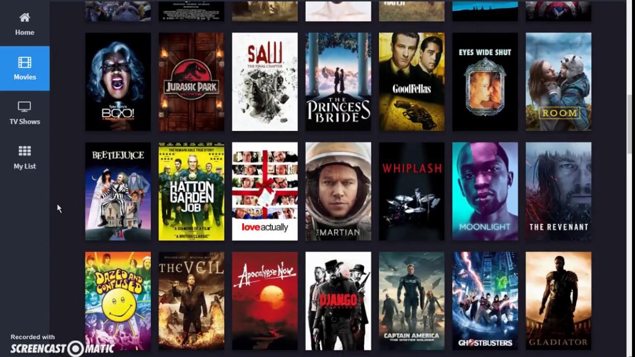 best movies on superchillin