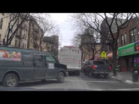 Arthur Ave - Bronx (Ride with me #2)