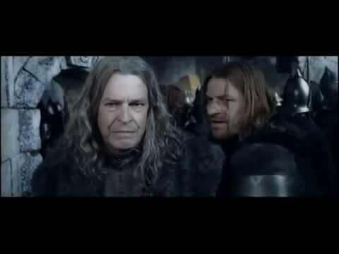 Le Seigneur des Anneaux Scènes Inedite - Souvenirs de Faramir avec son frère Boromir