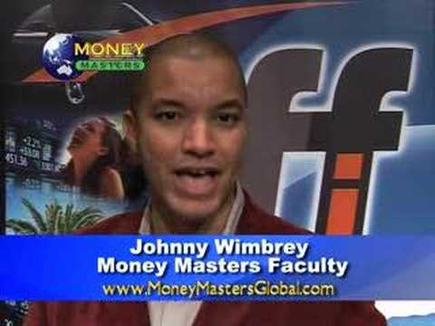Johnny Wimbrey / Money Masters Global Faculty