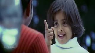 Vijay meets cute little girl- sachein