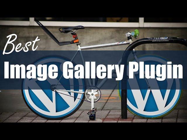 Best WordPress Gallery Plugin - Foo Gallery