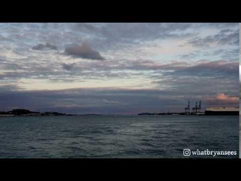 2016 10 27 Waitemata Harbour