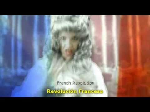 """The French Revolution (""""Bad Romance"""" by Lady Gaga) con Subs"""