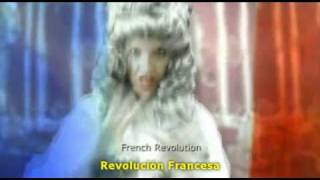 "The French Revolution (""Bad Romance"" by Lady Gaga) con Subs"
