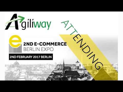 Agiliway attending E-Commerce Berlin Expo 2017