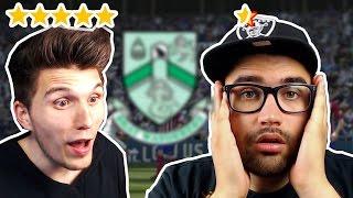 KREISKLASSE VS WELTKLASSE / PETERLE VS PALUTEN - FIFA 16