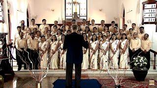 Daivapuramam Seyoney Classic Hymns album Sarvashrayam - The Christian Chorale Trivandram