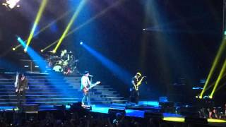 All Time Low - Dear Maria, Count Me In - Live - Manchester Arena - 12th February 2016