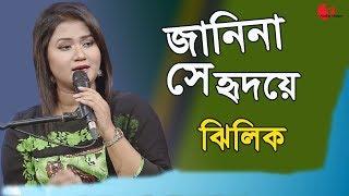 জানিনা সে হৃদয়ে কখন এসেছে | Janina Se Ridoye | Jhilik | Movie Song | Channel I | IAV