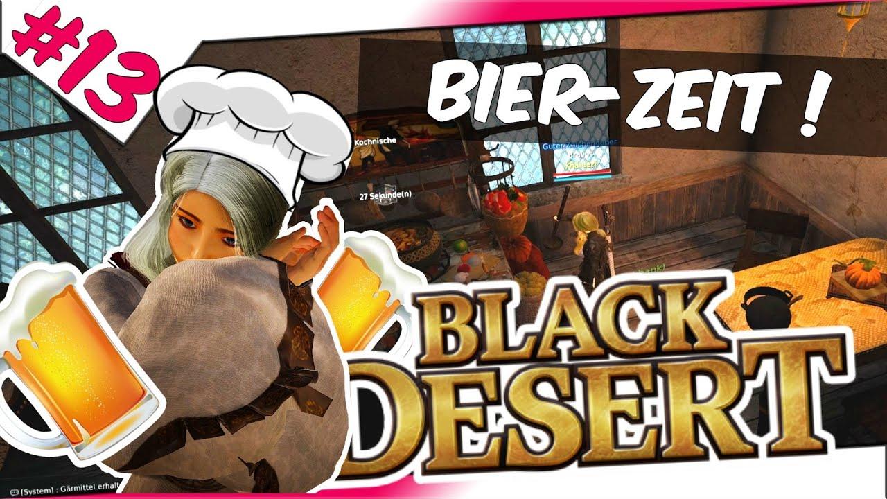Black Desert Bier Brauen