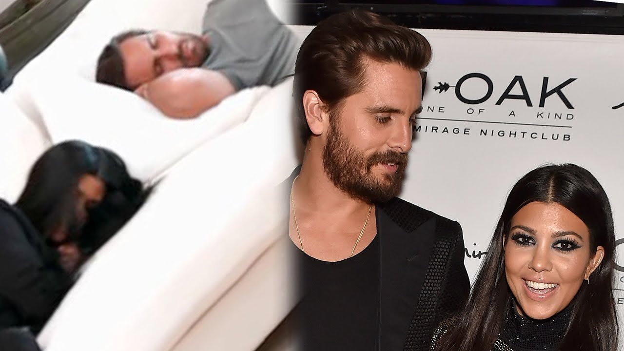 Kourtney Kardashian's Sisters Want Her and Scott Disick to Get BACK TOGETHER