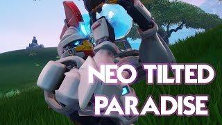 Neo Tilted Paradise(Fortnite Parody) | LIL UZI VERT - Sanguine Paradise