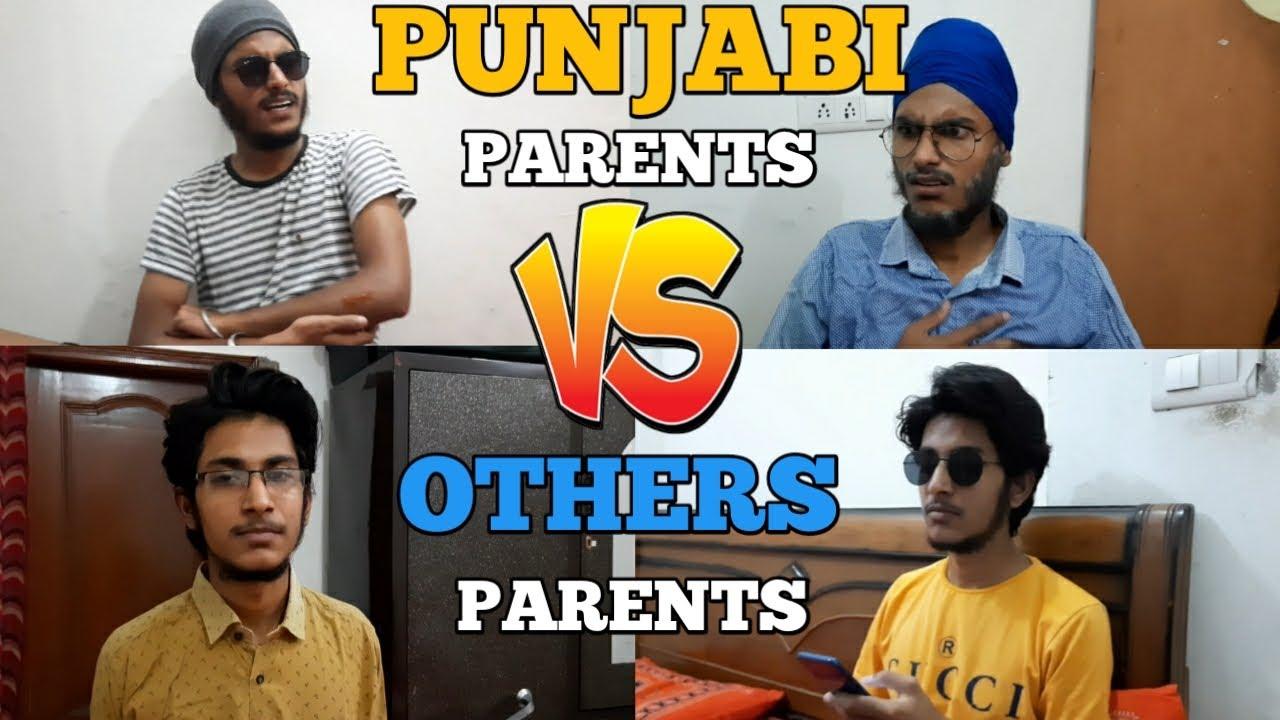 PUNJABI parents VS OTHERS parents || FUNNY PUNJABI VINES