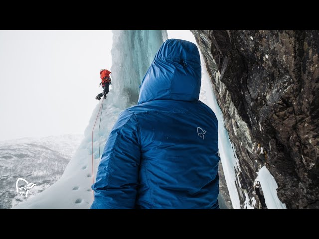 Behind the tech of our trollveggen Primaloft100 jacket