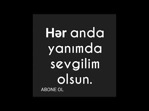 Sevgiye Aid Gozel Seir Whatsapp Instagram Facebook By Cəsur Urək